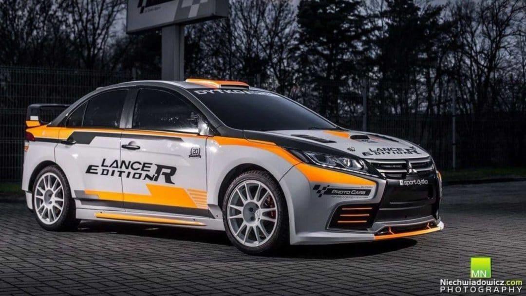 Mitsubishi Lancer Edition R de Dytko Sport
