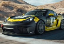 Nouvelle Porsche 718 Cayman GT4 Clubsport (2019) - Downshift.fr