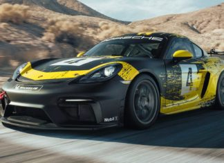 Nouvelle Porsche 718 Cayman GT4 Clubsport (2019) - Downshift.fr