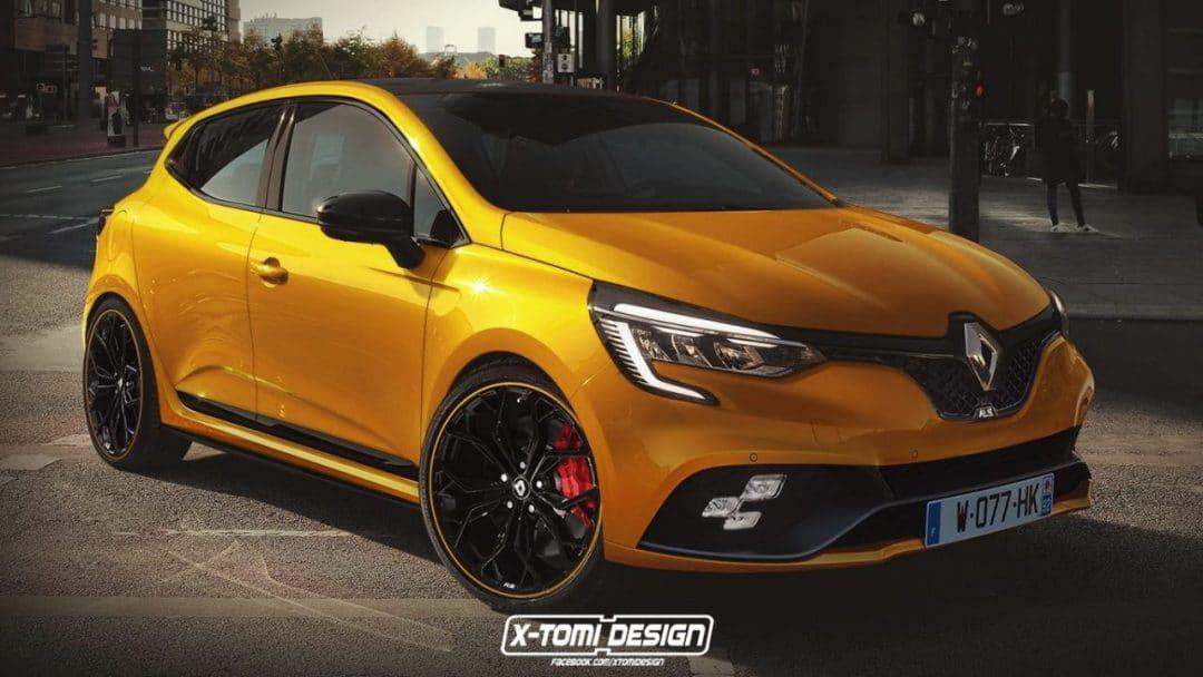 Renault Clio 5 RS par X-Tomi Design