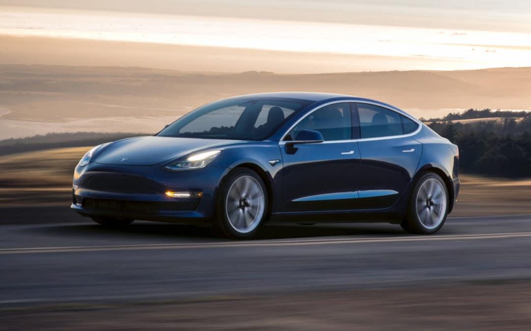 Tesla Model 3 vs Toyota Supra