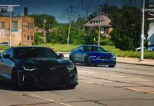 The Grand Tour : Mustang RTR vs Camaro Exorcist