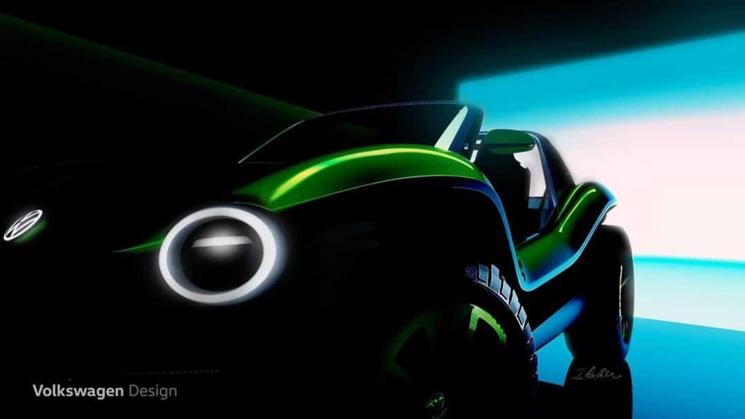 Volkswagen Buggy Concept