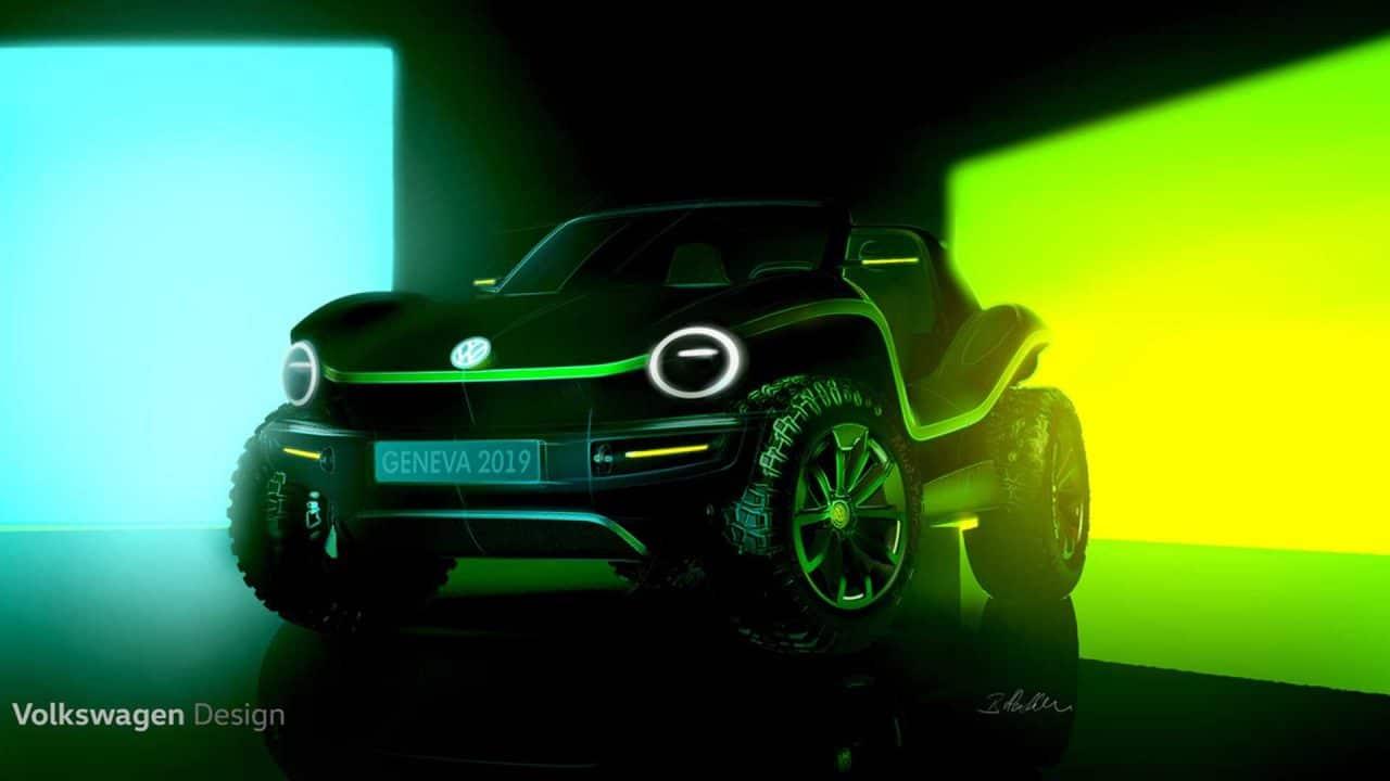 Volkswagen Beach Buggy (Genève 2019)