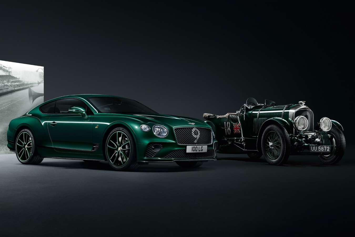 Bentley Number 9