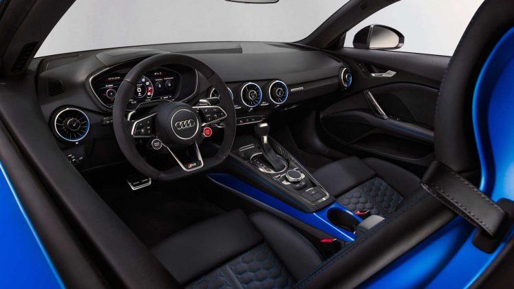 Nouvelle Audi TT RS restylée (2019) - Intérieur