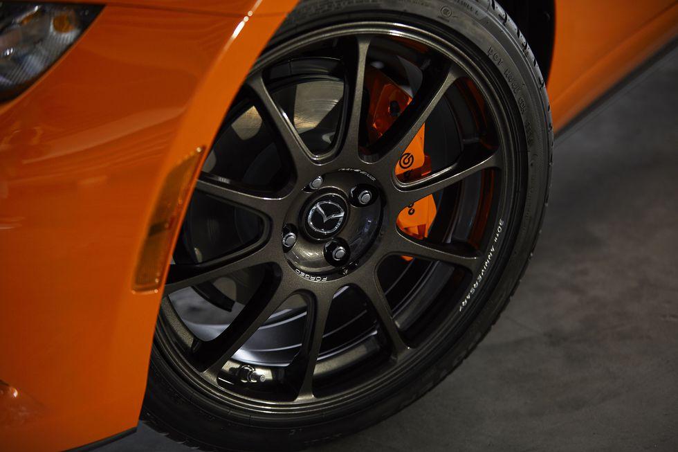 Mazda MX-5 Miata 30e anniversaire - Jantes