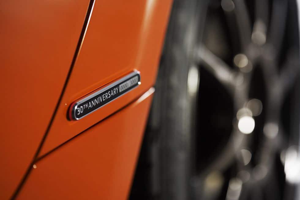 Mazda MX-5 Miata 30e anniversaire - Badge