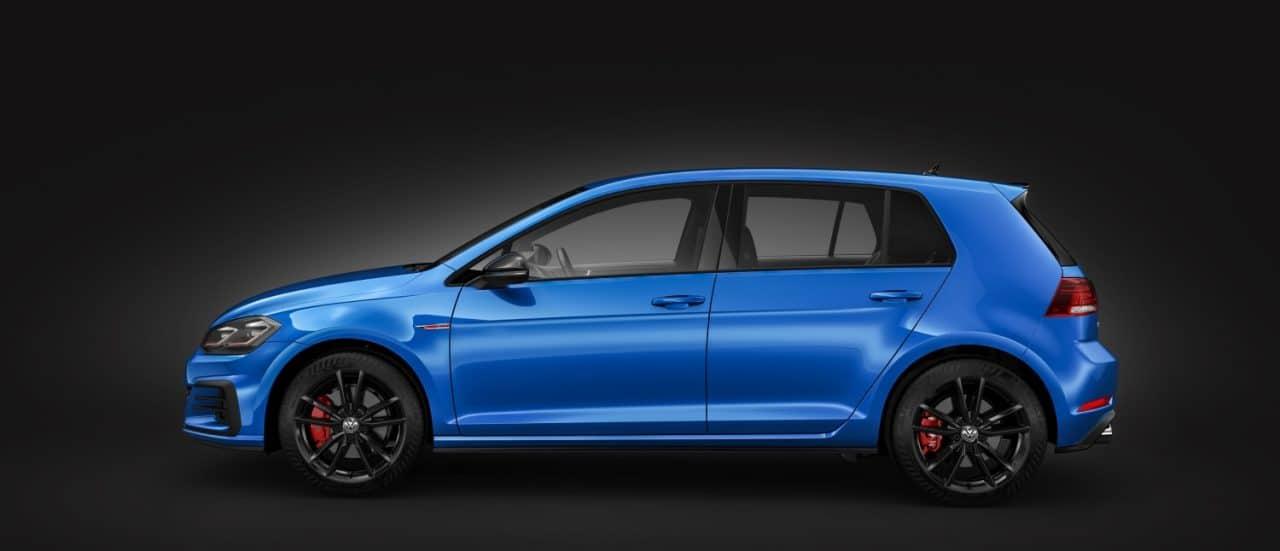 Pas d'hybridation pour la future Volkswagen Golf GTI MK8 (2019)