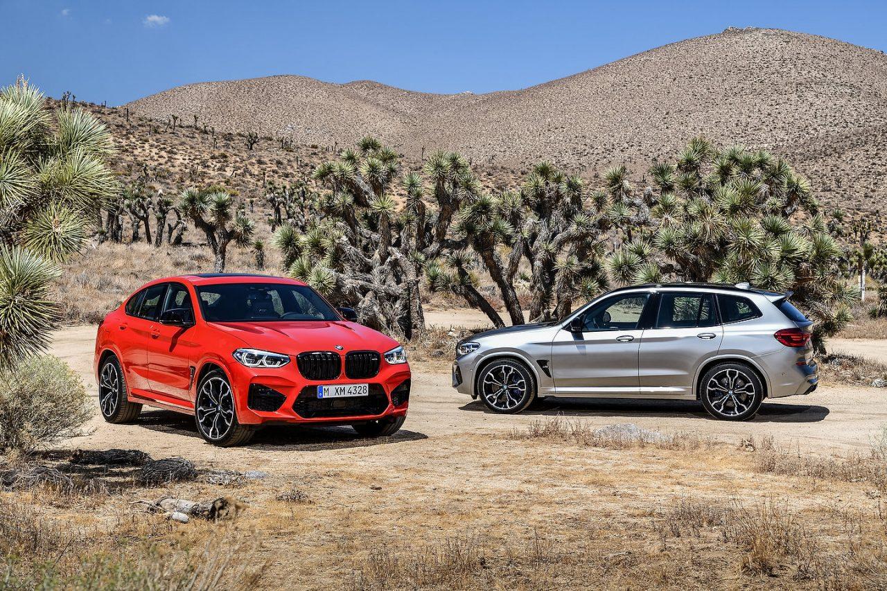BMW X3 & X4 M