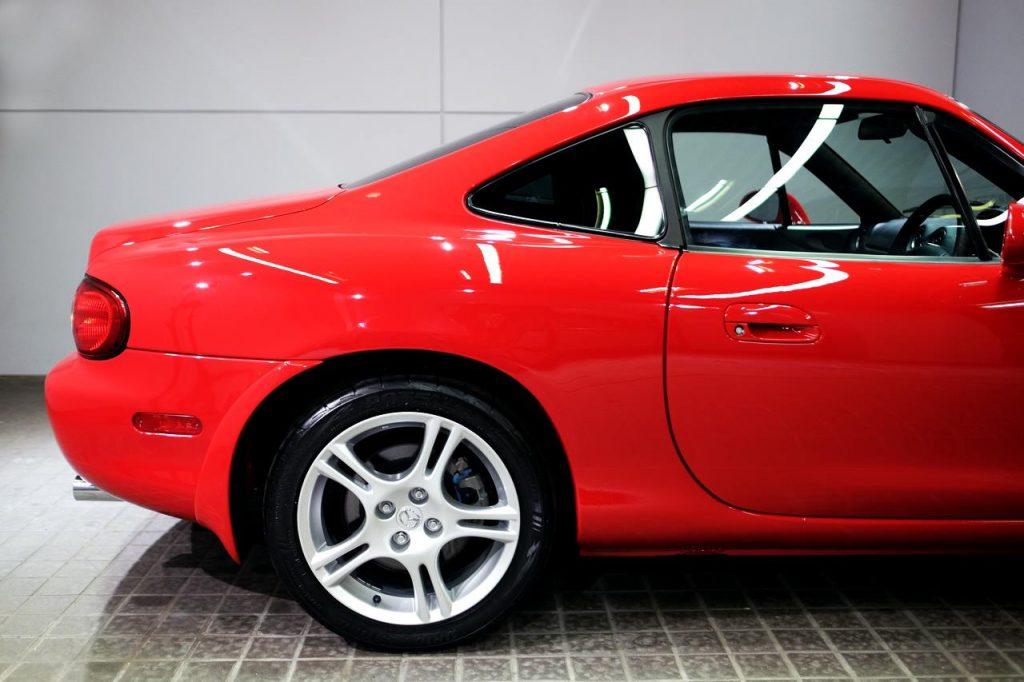 Mazda MX5 Coupé Type S