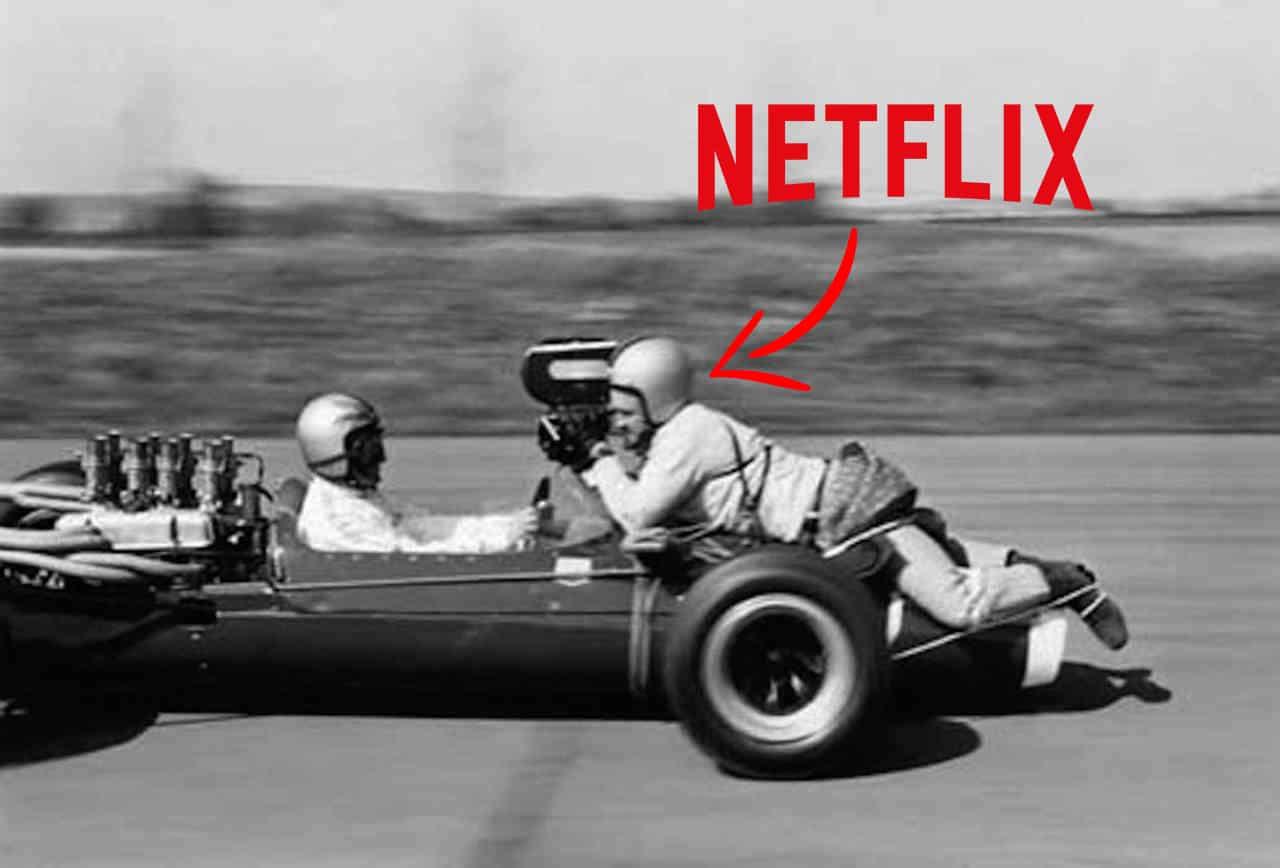 Netflix diffuse un reportage sur la formule 1