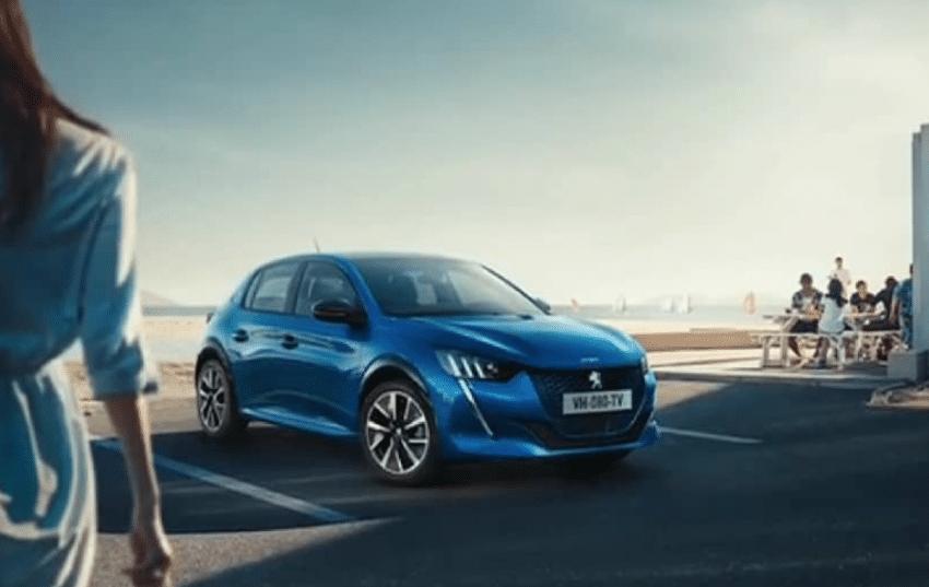 Fuite de la nouvelle Peugeot 208 (2019)