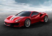La remplaçante de la Ferrari 488 sera dévoilée à Genève
