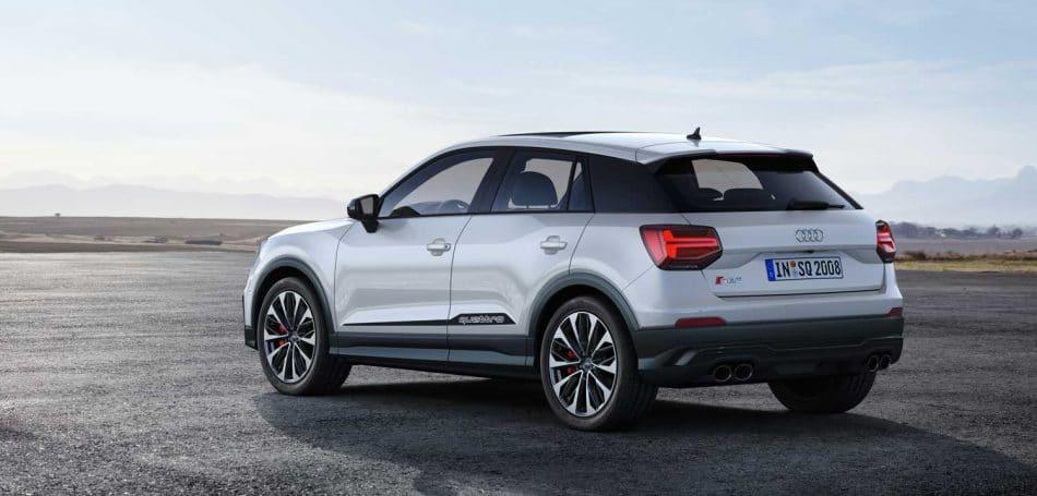 2019 Audi SQ2 arrière