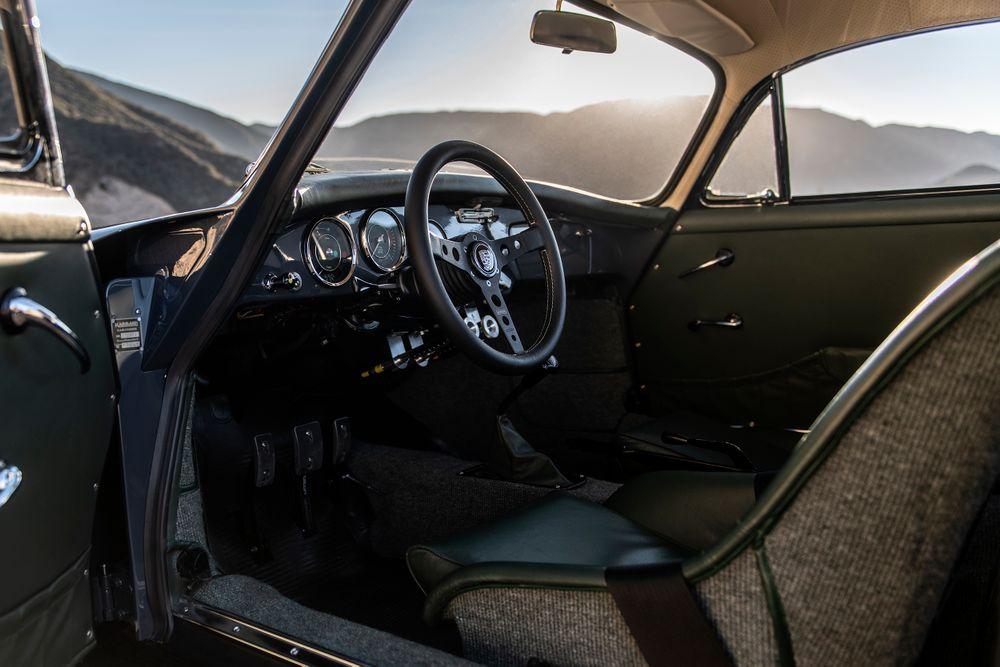 Intérieur Porsche 356