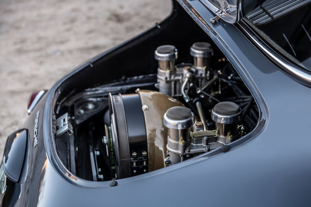 Moteur Porsche 356 par Emory Motorsports