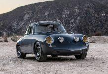 Conversion d'une Porsche 356 par Emory Motorsports