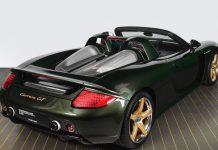 Restauration d'une Carrera GT par Porsche GT