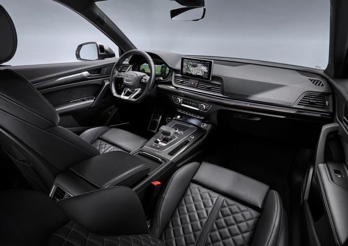 2019 Audi SQ5 TDI