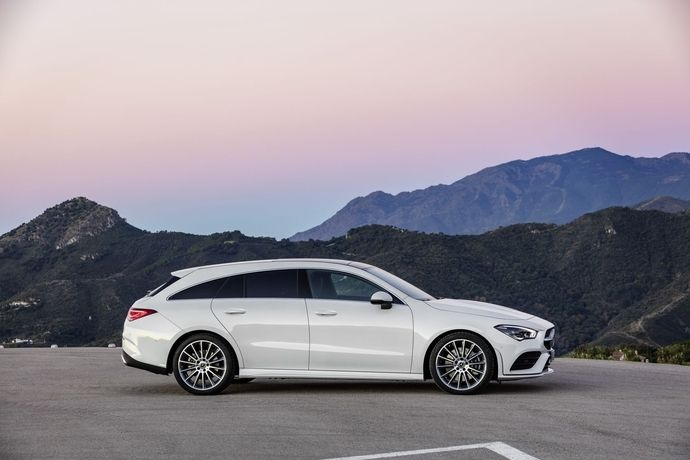 2019 CLA Shooting Brake