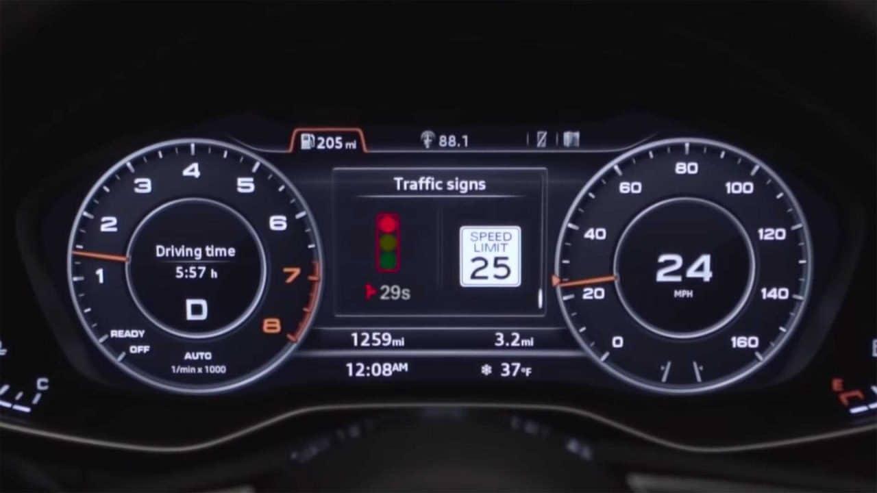 Audi vous aide à choper tous les feux verts
