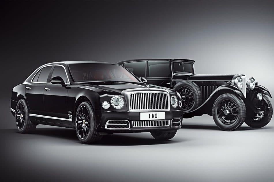 Bentley Centenary salon de genève 2019