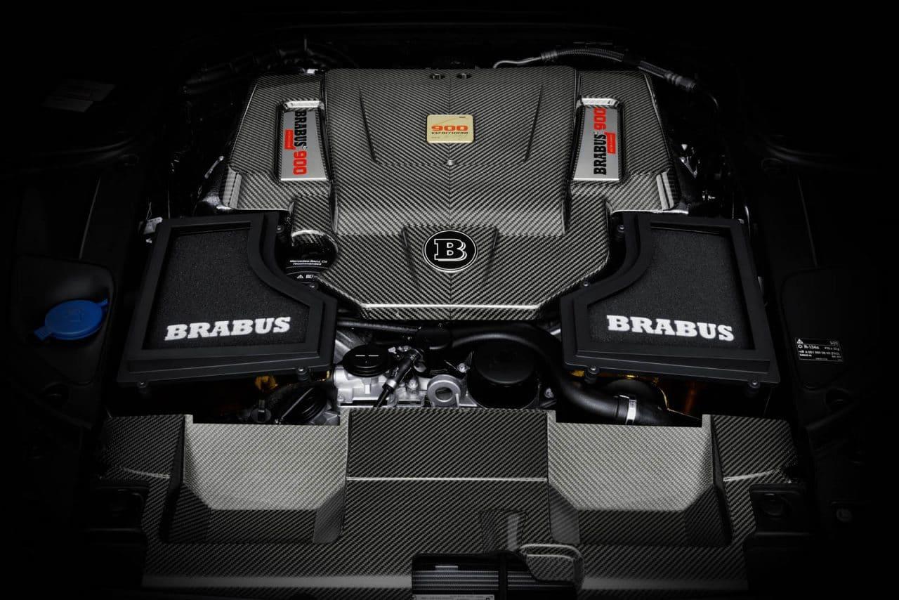 Brabus 900 Maybach S650