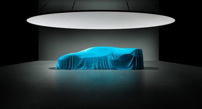 Une hypercar one-off Bugatti à Genève ?