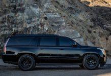 Cadillac Escalade Armored
