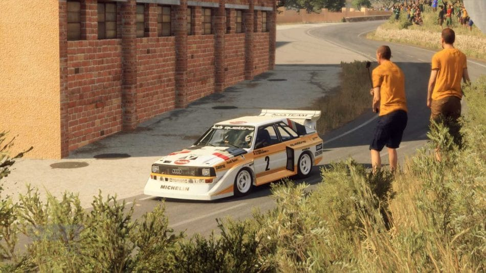 Dirt Rally 2.0 Quattro S1