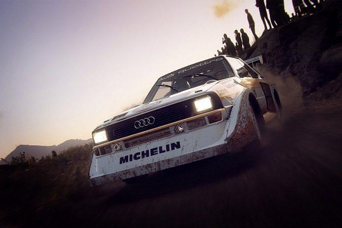 Codemasters : test Dirt Rally 2.0