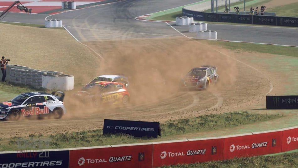 Dirt Rally 2.0 mode en ligne