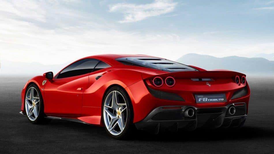Ferrari F8 Tributo (2)