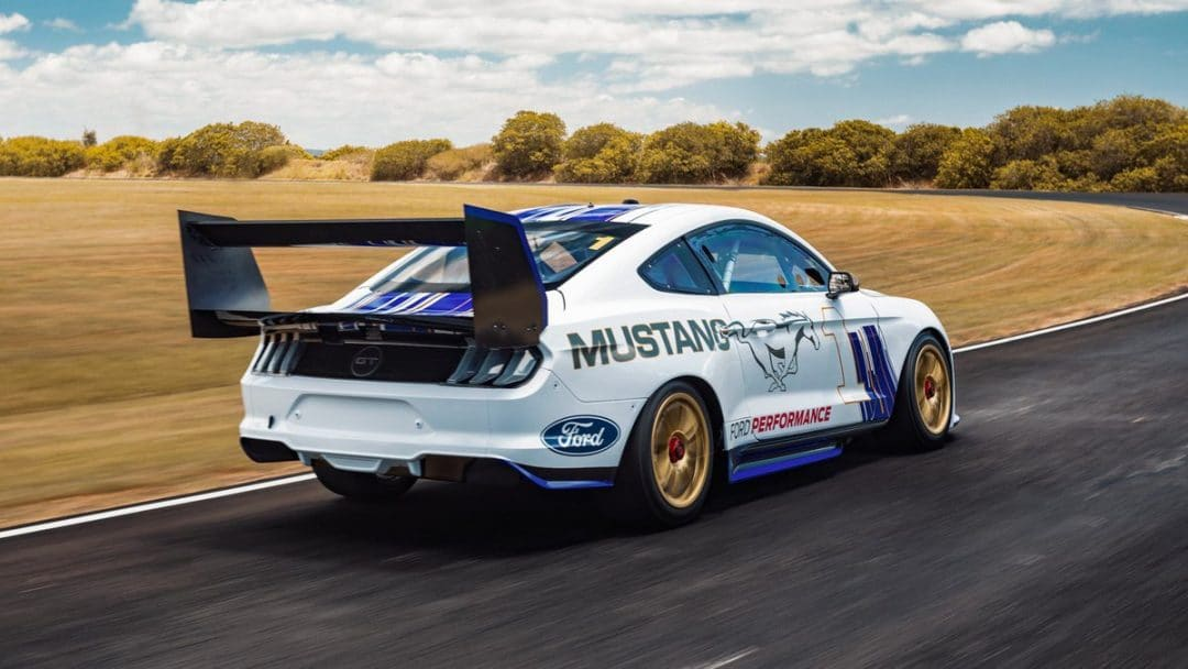 Ford Mustang Supercar par Ford Performance (1)