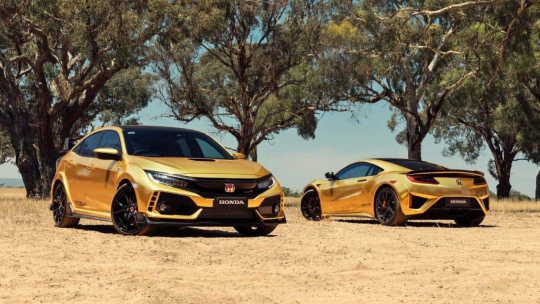 50 ans Honda en Australie