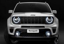 Un Jeep Renegade S présenté à Genève 2019