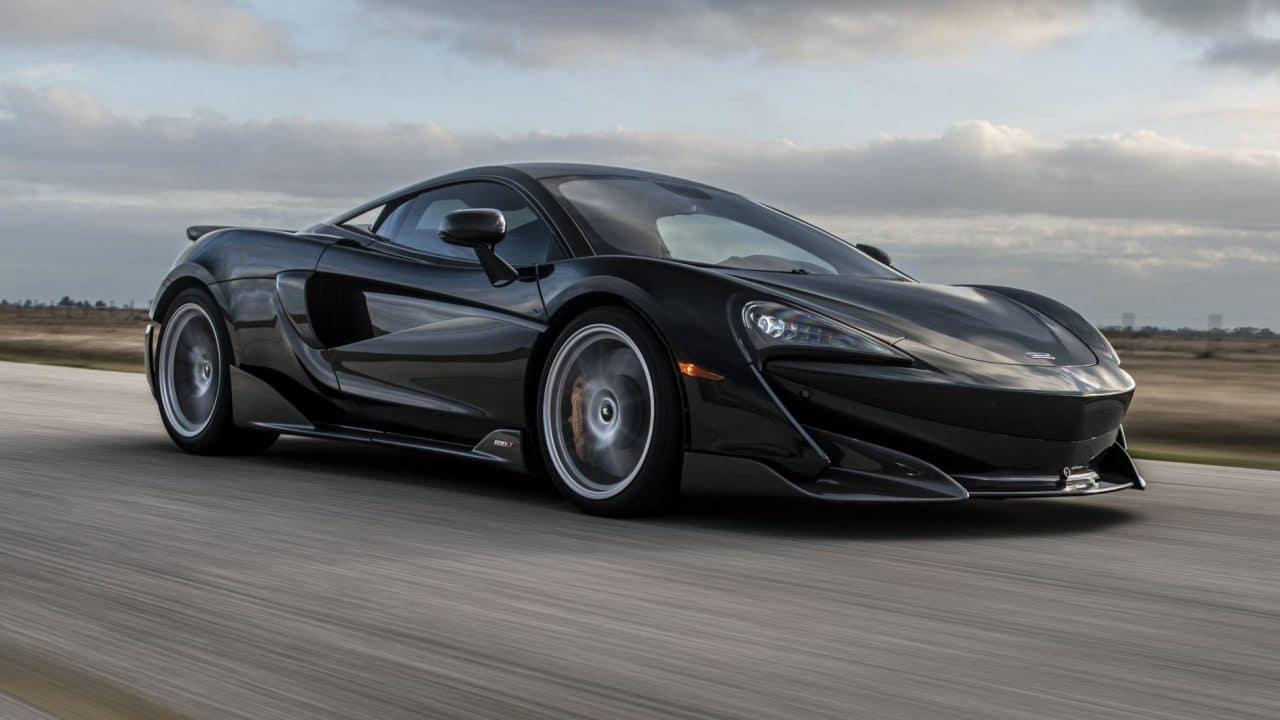 McLaren 600LT par Hennessey