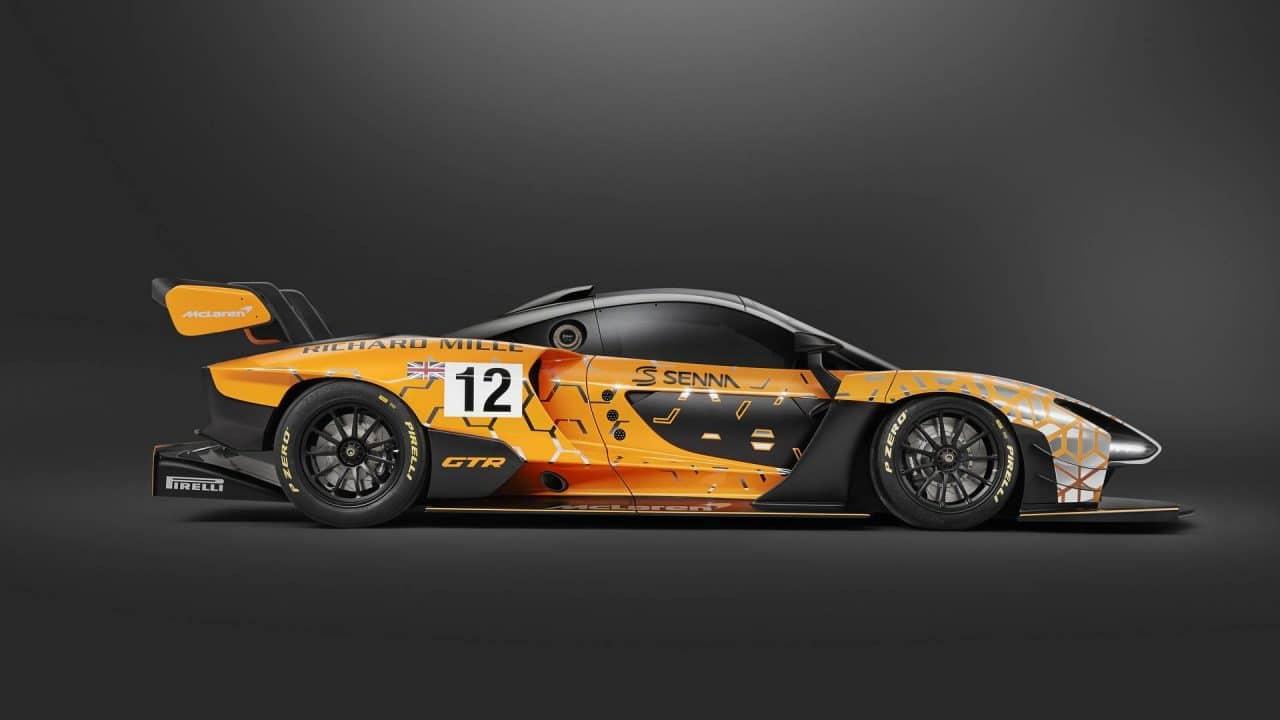 McLaren Senna GTR (Concept)