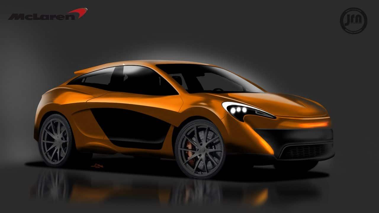 McLaren ne produira jamais de SUV
