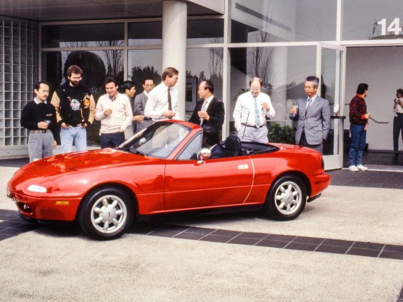 Première Miata MX-5 (1989)
