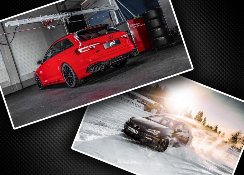 Montage RS4 Leon ST