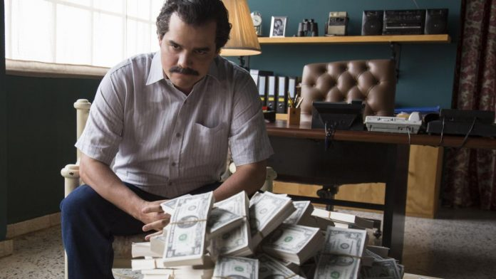 Pablo Escobar billets