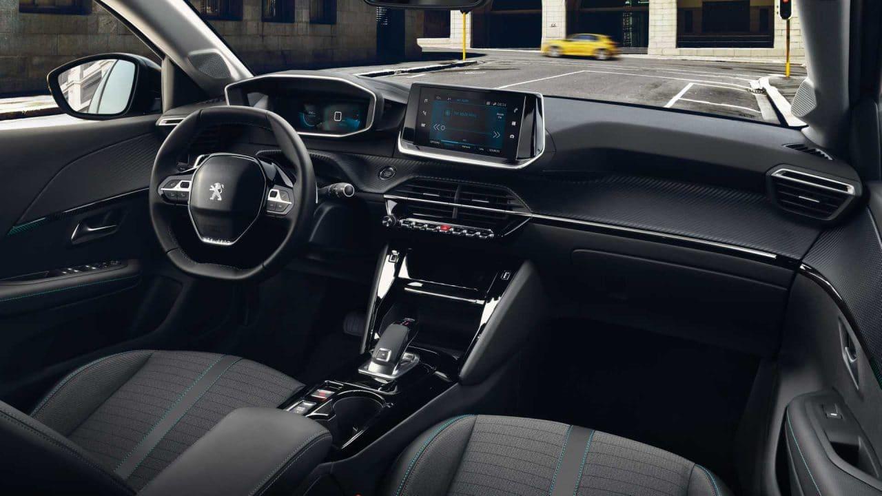 Intérieur Peugeot 208 (2019)