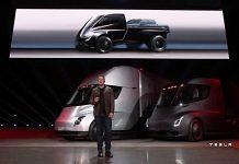 Pick-up électrique Tesla