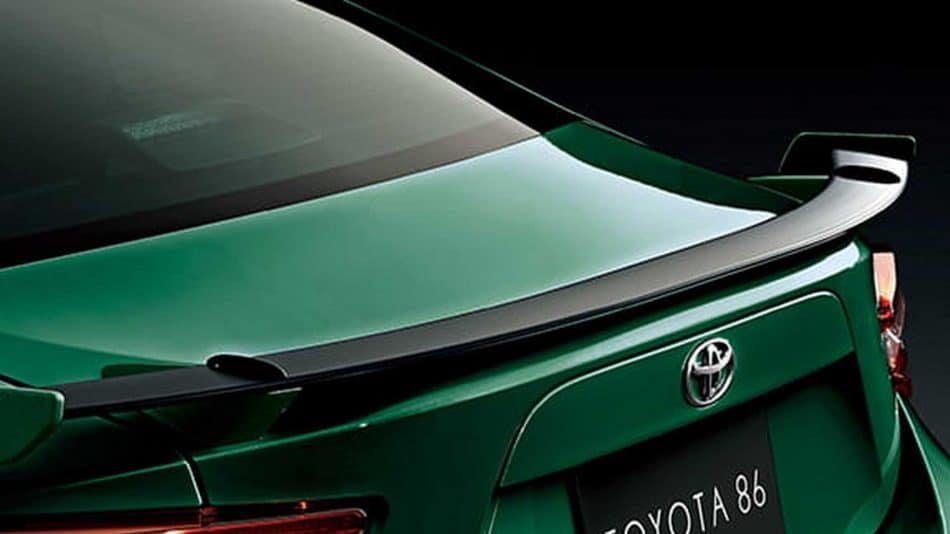 Toyota GT86 British Green Limited (2)