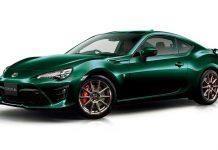 Toyota GT86British Green Limited