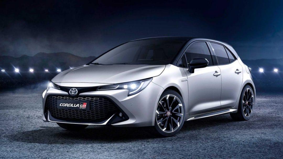 Toyota Corolla GR Sport (avant)