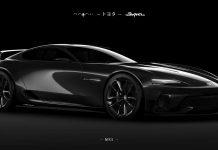 Toyota Supra MK5 par Giulio Partisani