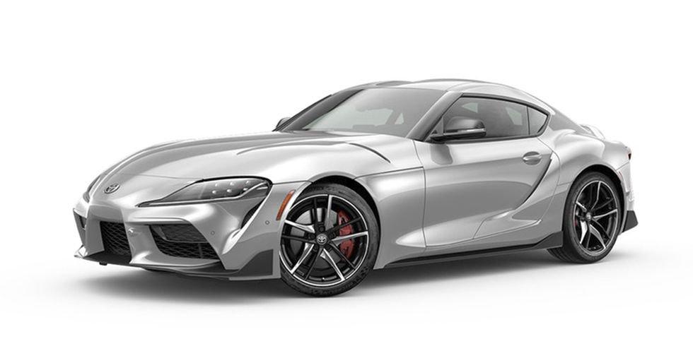 Toyota Supra : Turbulence Gray